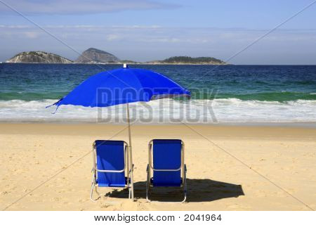 Sitting On Ipanema
