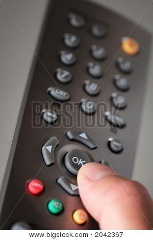Digital Television Remote
