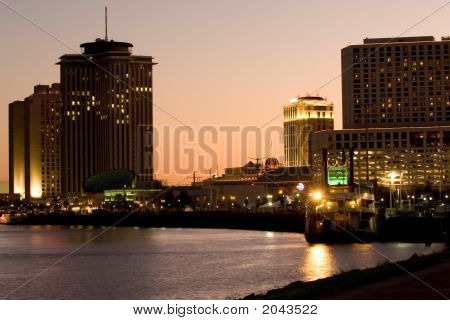 New Orleans Waterfront