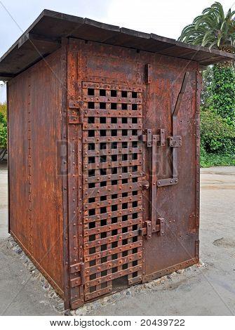 Old Western Jail