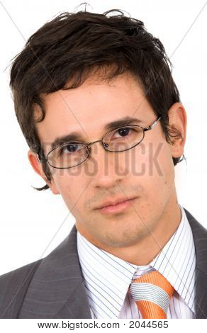 Business Man Portrait