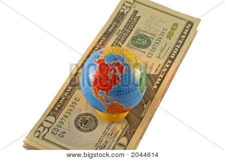 globale Währung