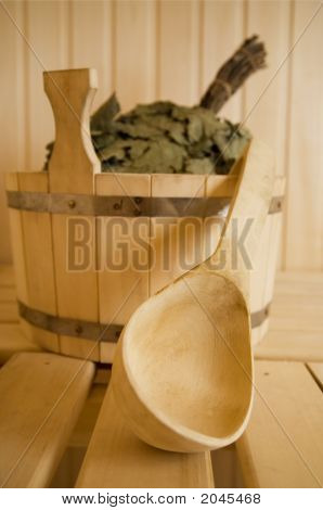 Wooden Wash-Tub