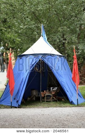 Beautiful Old Tent