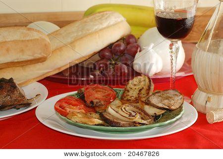 Grilled Tenderloin Sandwiches
