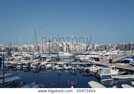 Pireus Marina, Athens