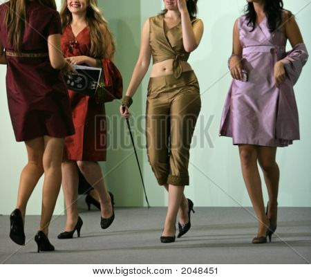 Russian Fashion Girls