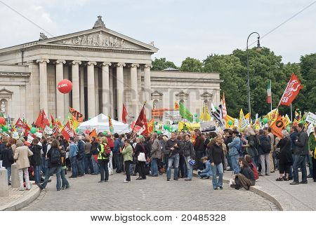 Anti Atomic Energy Rally