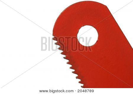 Red Säge blade