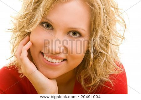 Attractive Smiling Woman