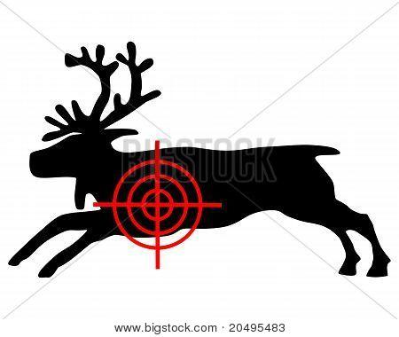 Reindeer Crosshair