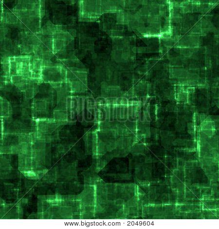 Hi Tech Green Background