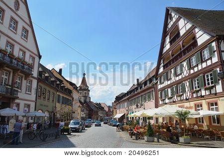 City of Gengenbach, Germany