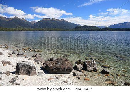 Manapouri, New Zealand