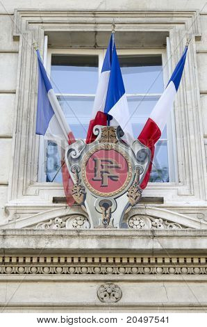 symbol of the french republic