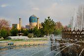 image of samarqand  - Gur - JPG