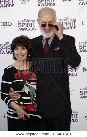 SANTA MONICA, CA - FEB 25: James Cromwell at the 2012 Film Independent Spirit Awards on February 25, 2012 in Santa Monica, California