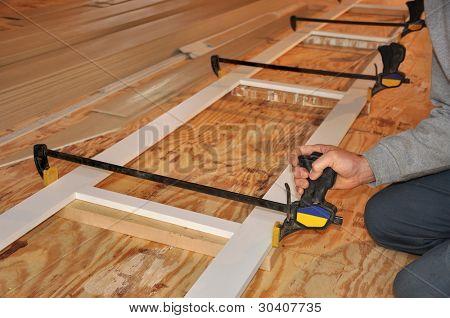 Pinza ajuste conjunto de ajuste exterior de la mano de carpintero