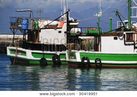 Green trawlers