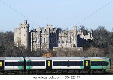 Castillo de Arundel. Sussex. Inglaterra