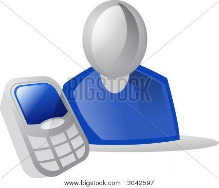 Symbol Menschen & Cellular