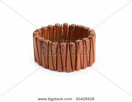 Wooden Bracelet