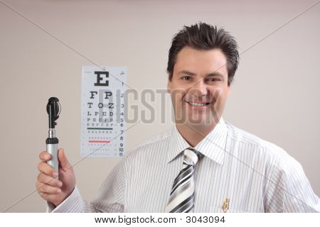 Doctor Or Optometrist