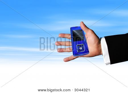 Mobile In Hand