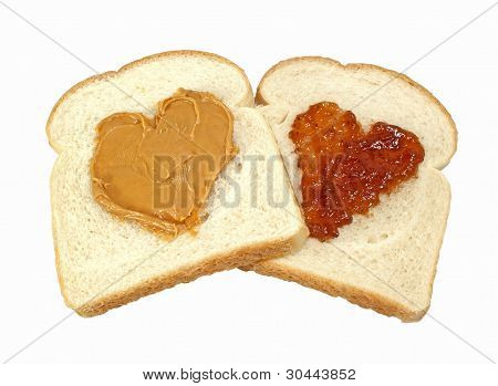 Peanut Butter And Jelly Love