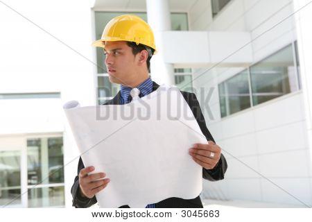 Empresario de la construcción