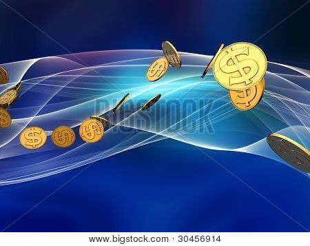 Golden Dollar Wave