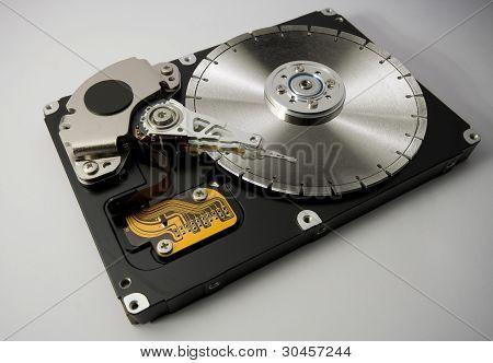 Hard Disk Saw Blade