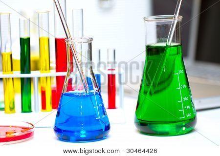 Laboratory Research Investigating Examining CSI