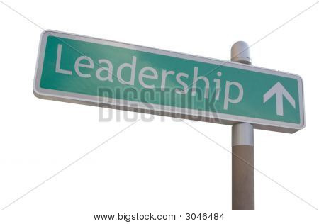 Leadership Sign