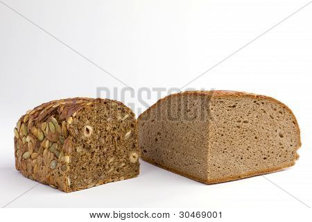 Two Loaves Bread