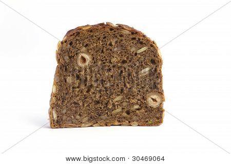 One Slice Of Rye Bread