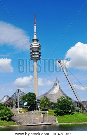 Munich, Olympiaturm