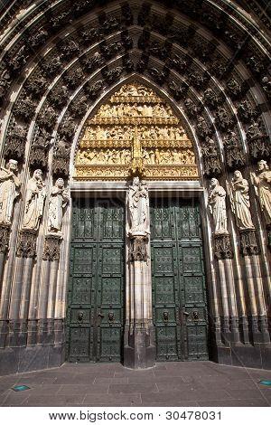 schöne Kuppel in Köln