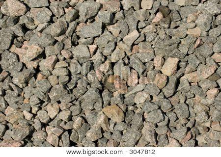 Gravel Heap Background