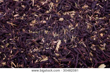 Flavored black tea photo for the design