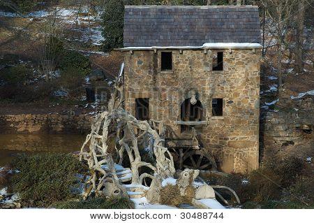 The Old Mill, Arkansas