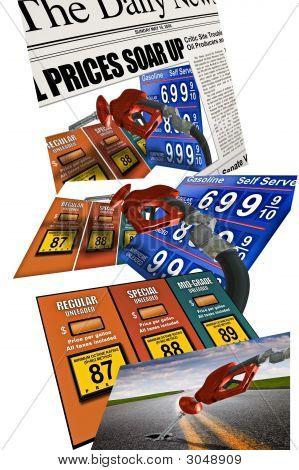Gasoline Fuel Prices