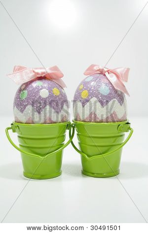 Decorated Eggs (Two)