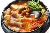 foto of kimchi  - kimchi stew - JPG