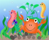 Underwater World. Eps 10