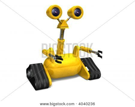 Little Yellow Robot
