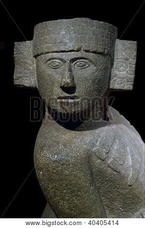 Mesoamerican Chac-mool Statue