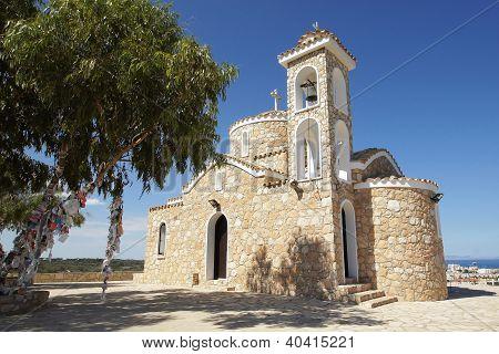 Kirche Profitis Ilias, Protaras, Zypern