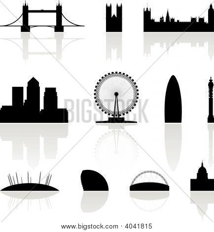 Monumentos famosos de Londres
