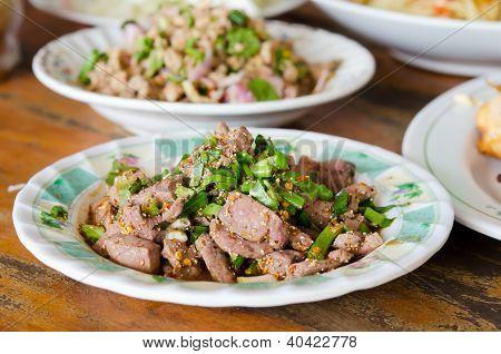 Spicy Dish